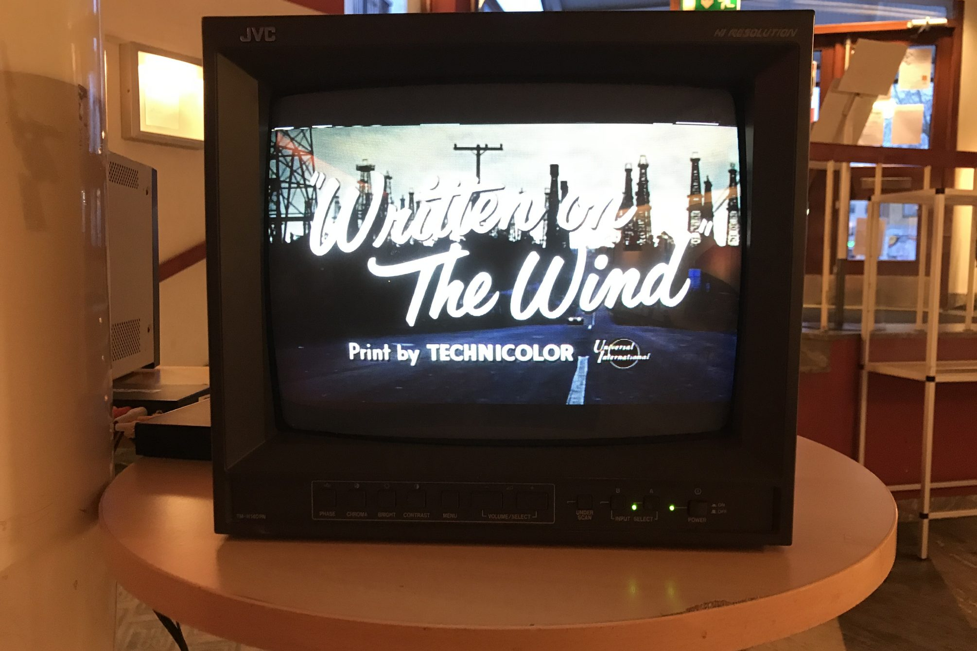 """Written on the Wind"" by Douglas Sirk"